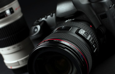 Digital SLR photography course intermediate level