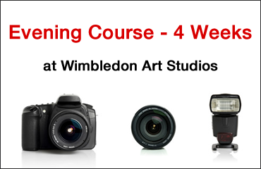 Evening photography course