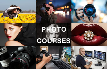 Photography Courses and Workshops