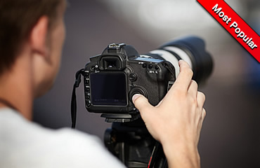 One day weekend digital SLR photography course for beginners in London