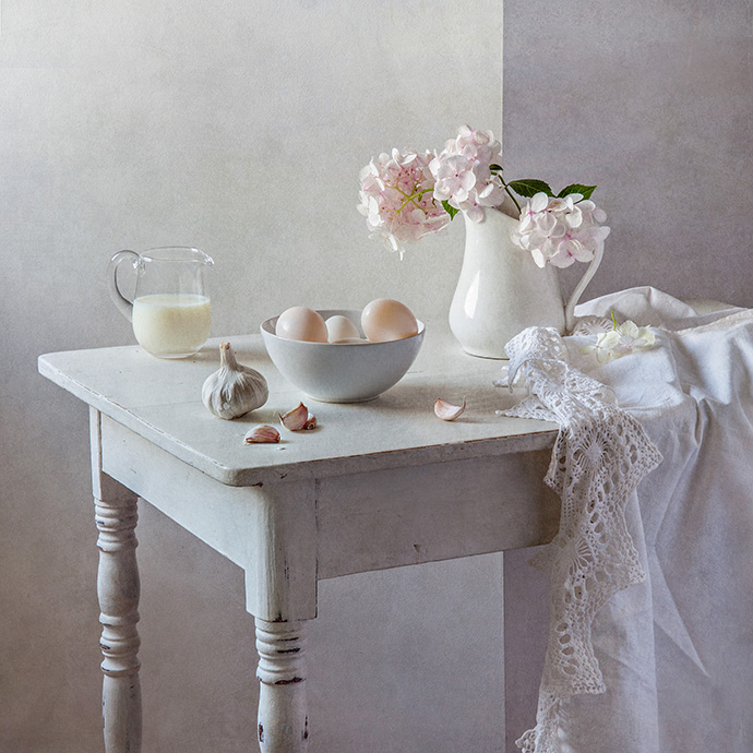 Still Life Photography with Polina Plotnikova