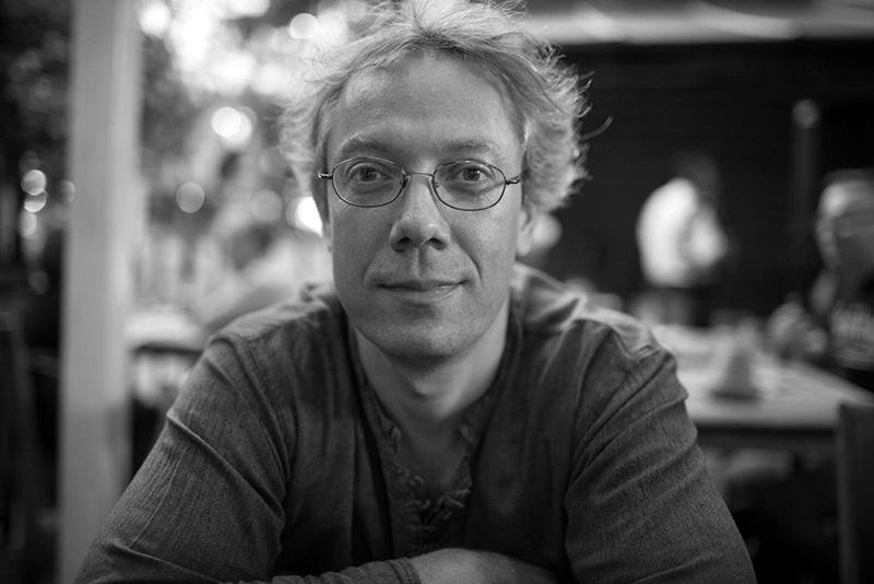 Gyuri Laszlo - Lightroom tutor