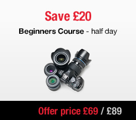 beginners photography course London winter 2014 Sale