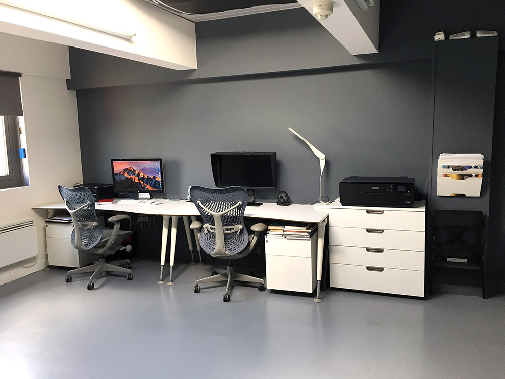 office space photography studio for hire
