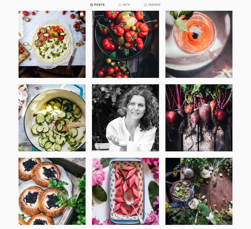 Ania Elias food product lifestyle photography
