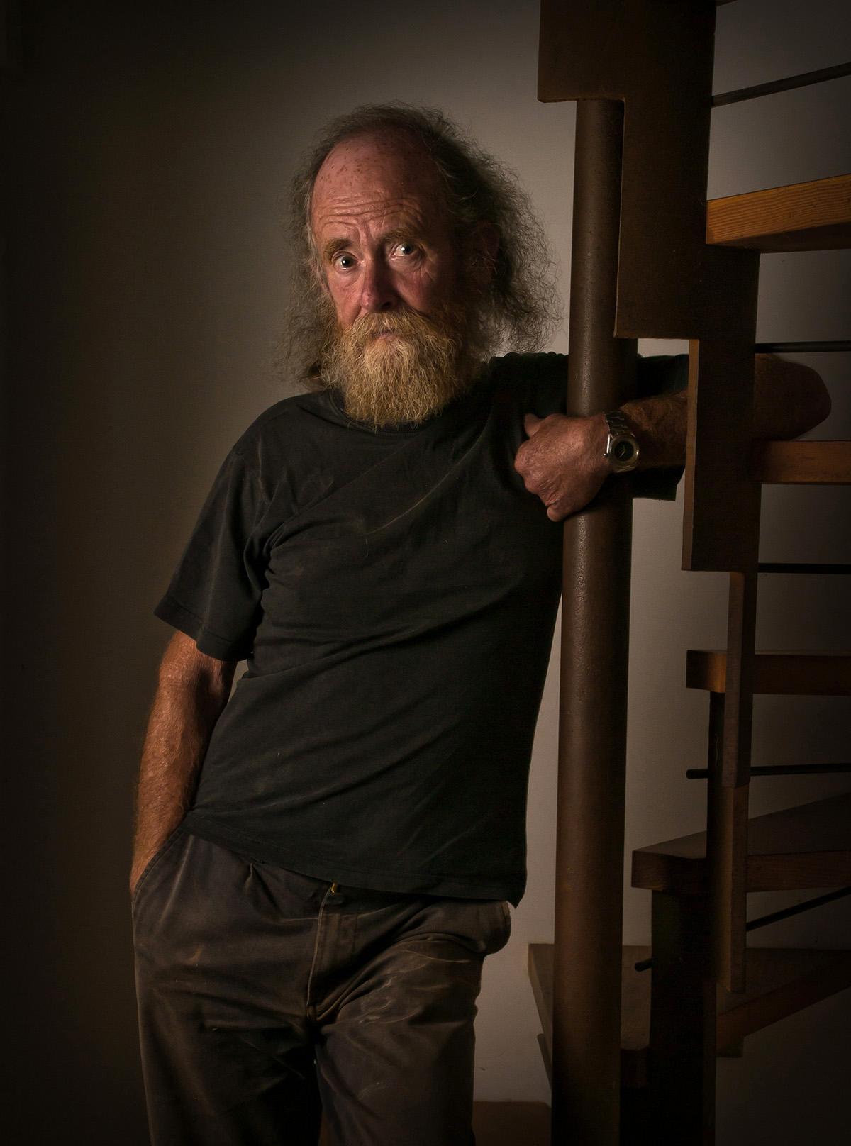 winning portrait by photographer Chris Slack