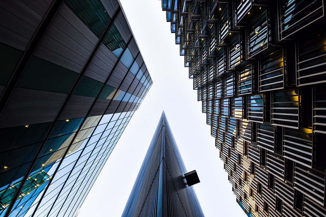 London architecture - photo competition