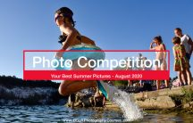 summer holiday pictures photo competition banner