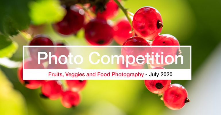 Fruits Veggies Food Photography Comptition