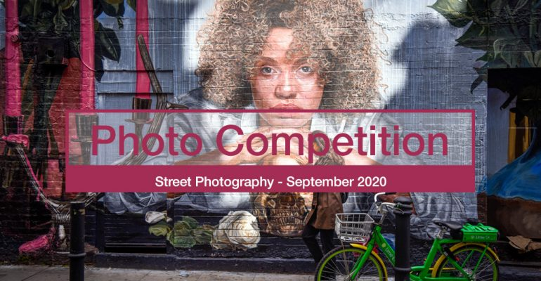 Street photography competition September 2020
