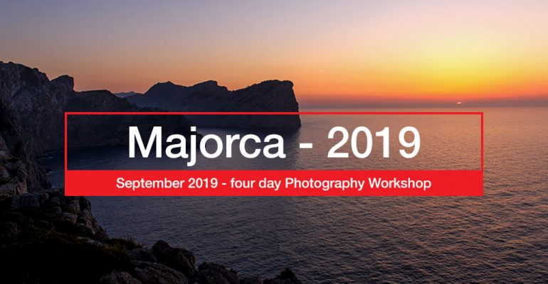 Majorca - photography workshop September 2019
