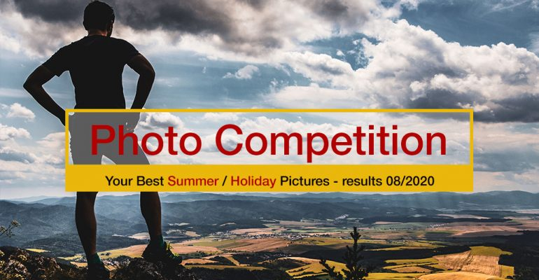 summer holidays competition results 09-2020