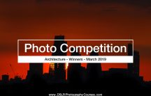 Architecture photography competition winners March 2019