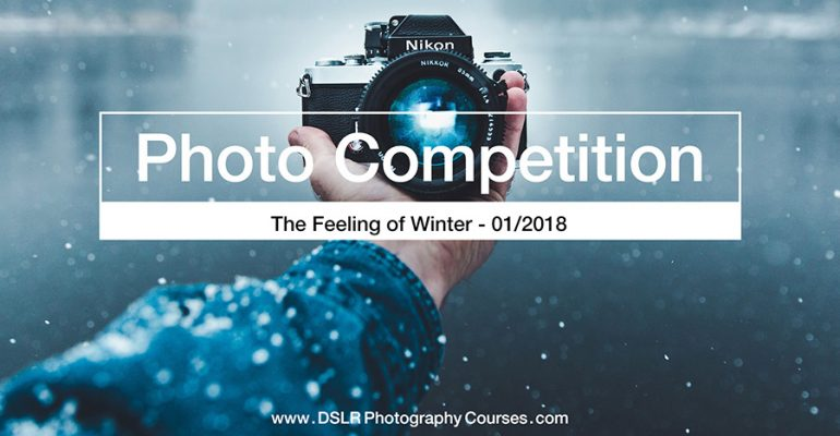 photography competition winter 2018