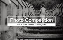 rule of thirds photography competition winner