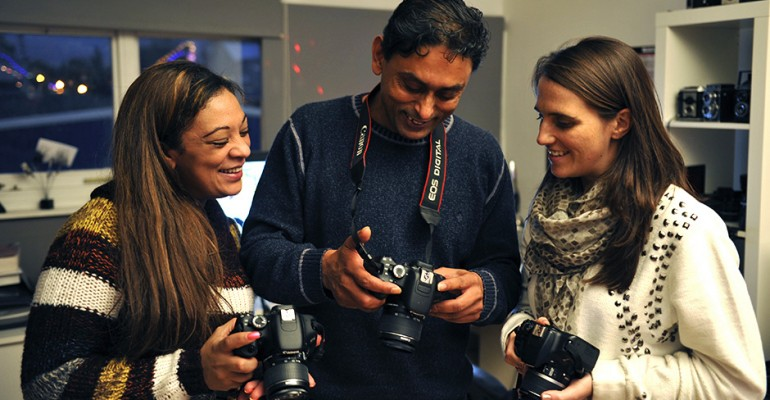 Intensive DSLR Photography Course - London 8th November 2012