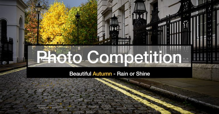 Beautiful Autumn - Rain or Shine
