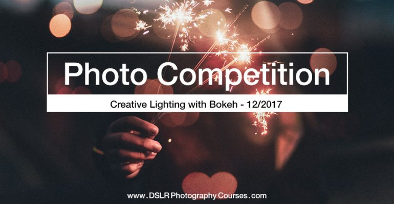 bokeh photography competition December 2017