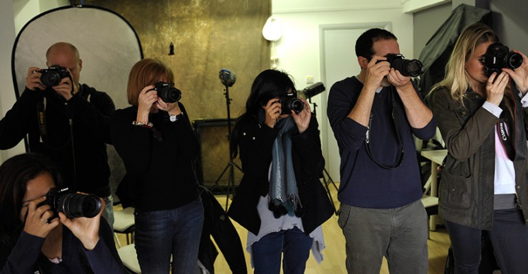 Digital SLR Photography Course - London 26th September 2012