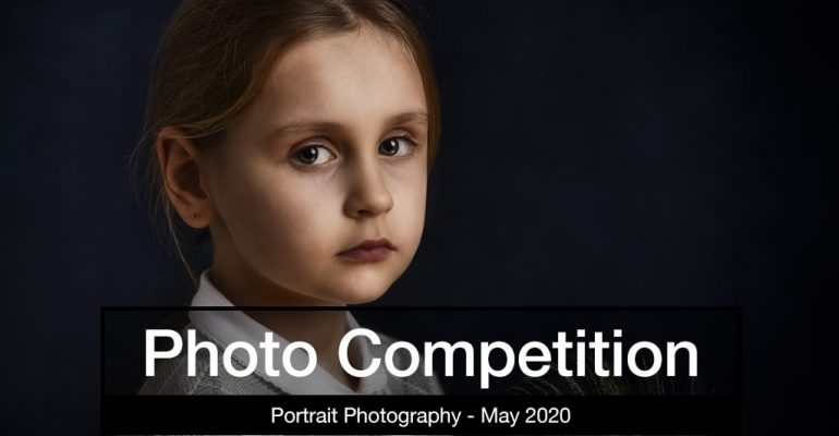 photography competition portrait May 2020
