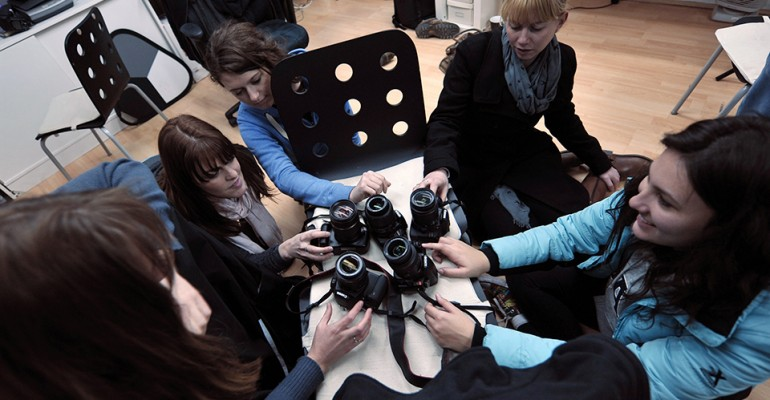 Intensive DSLR Photography Course London 13th January 2013