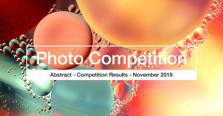 Abstract photo competition 2018 11 winners
