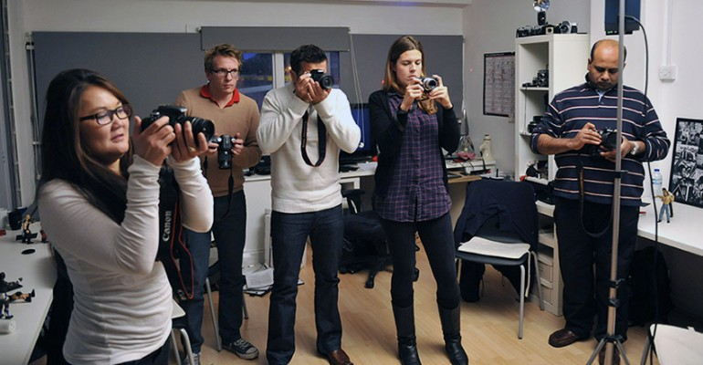 Digital SLR Photography Course - London 3rd November 2012