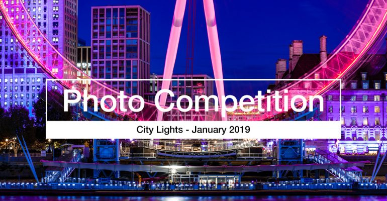 Chris Gillman - City Lights photography competition winner