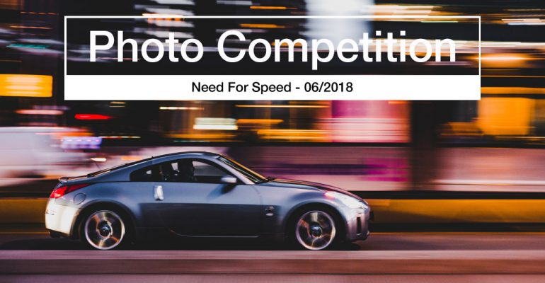 Need for Speed - photography competition