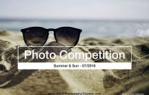 Summer Sun photography competition July 2018
