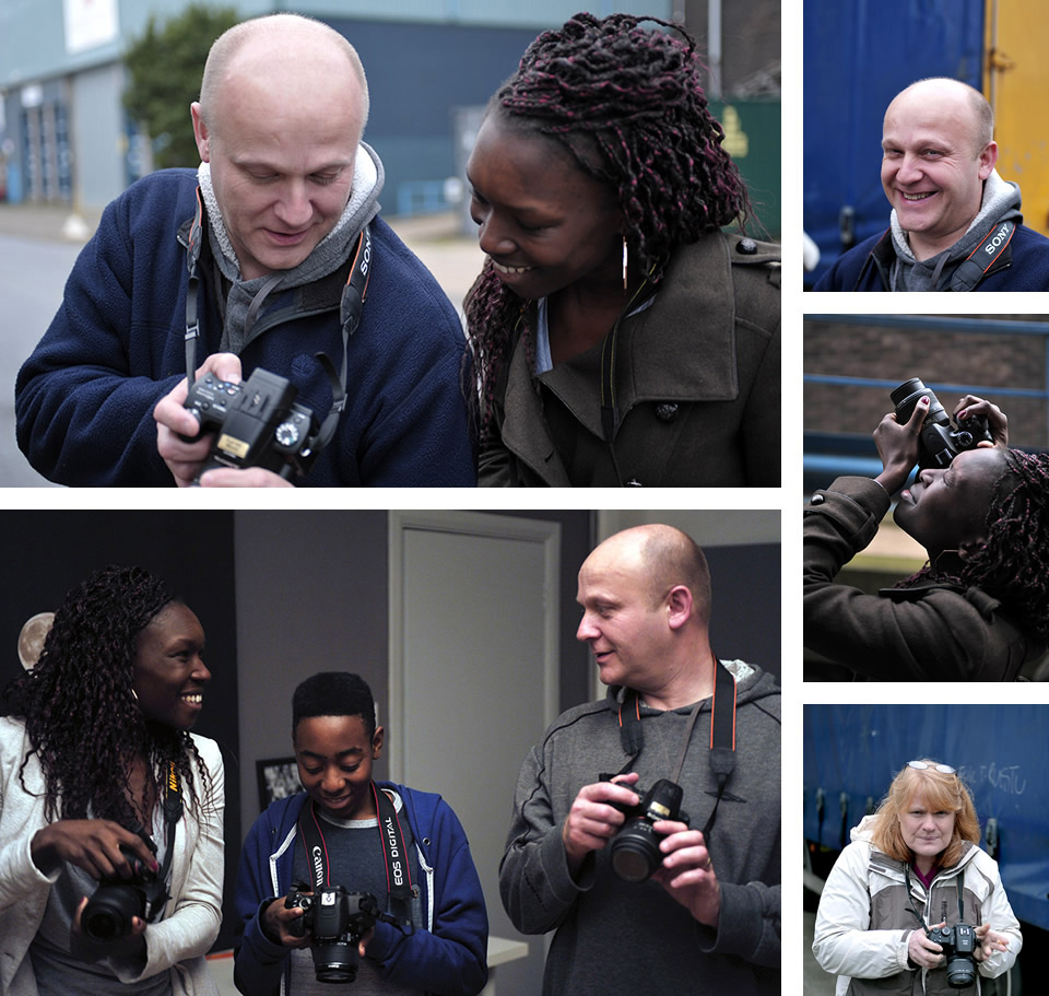 intensive photography course for beginners in London 6th January 2013