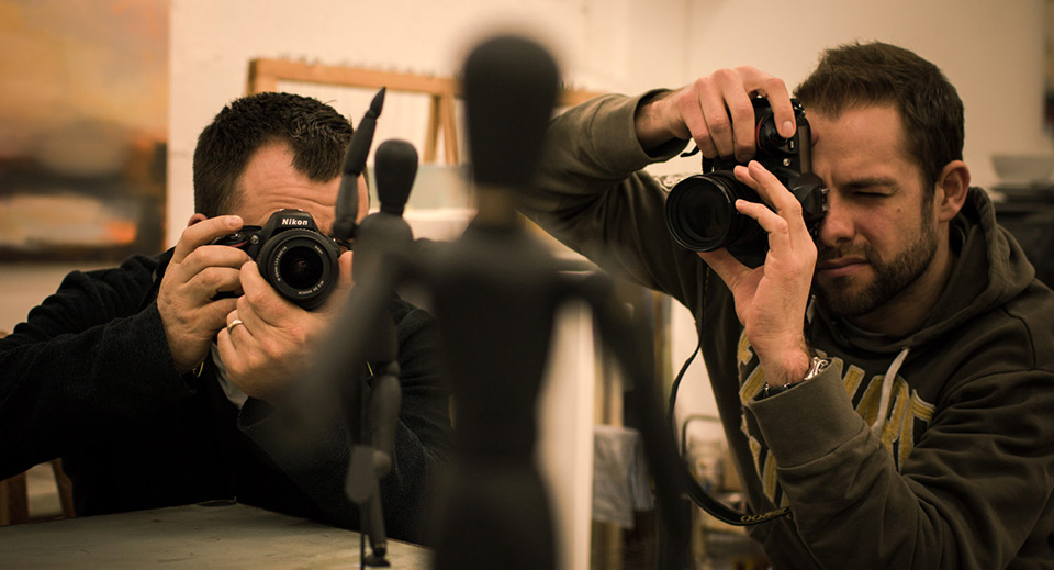 Nikon photography course for digital camera enthusiasts