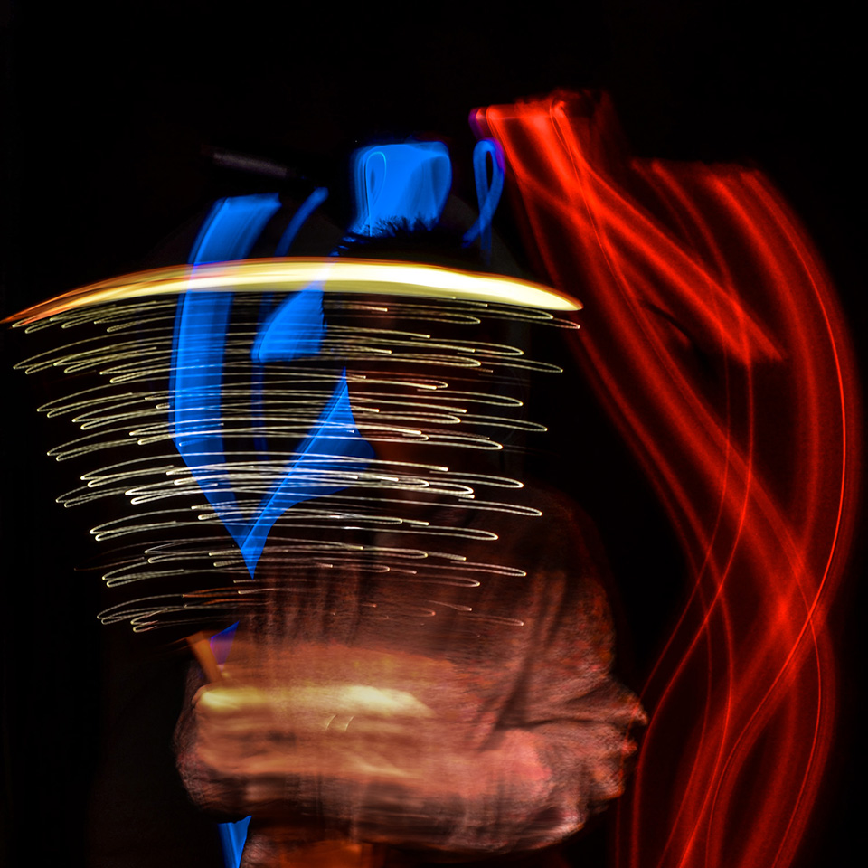 painting with light on photography coures