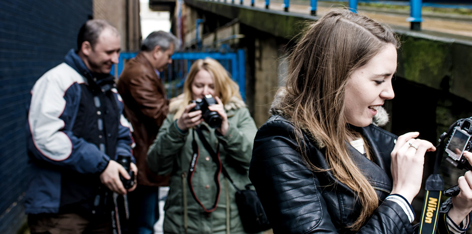 one day photography course in london for beginners