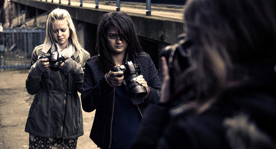 digital slr photography class in London - Wimbledon