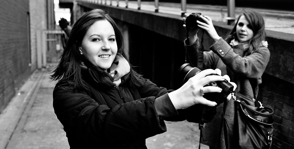 intensive one day photography course in London