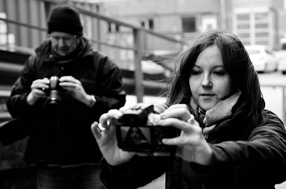 beginners photography course in London