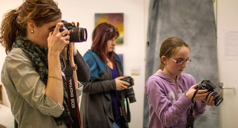 short photography course in Wimbledon, London