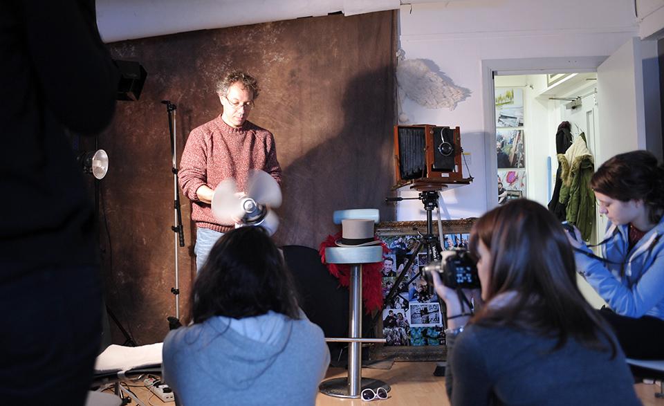 Intensive DSLR Photography Course London