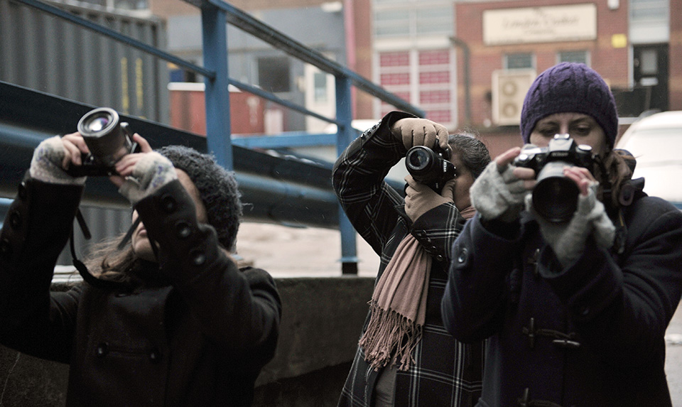 weekend photography course in London - 19 January 2013
