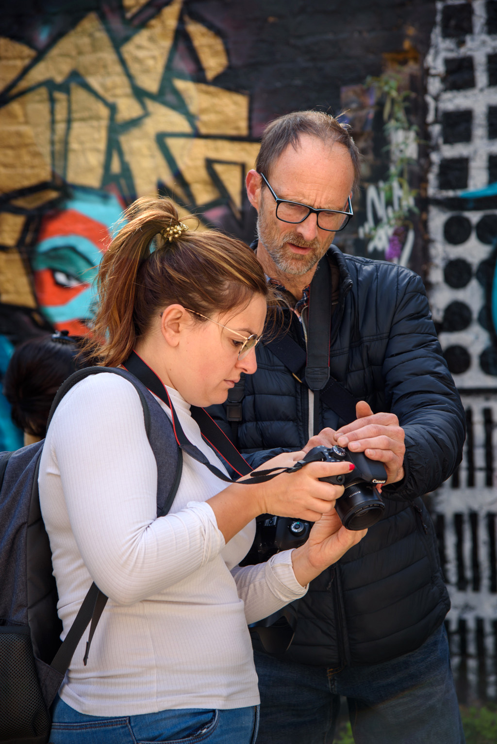 Street Photography Course London Brick Lane 30th August 2020
