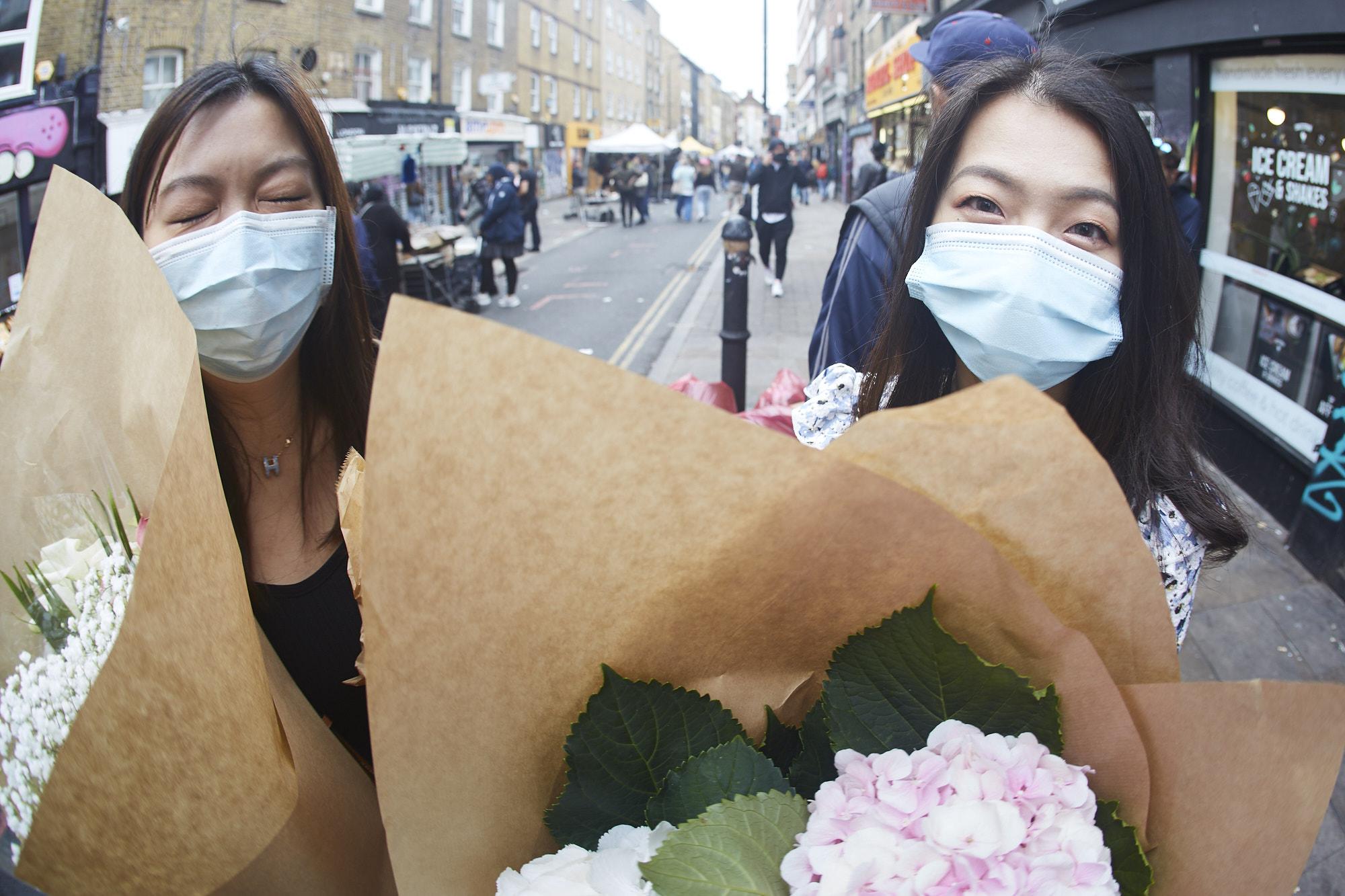 street photography workshop in London