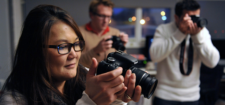 digital slr photography course review